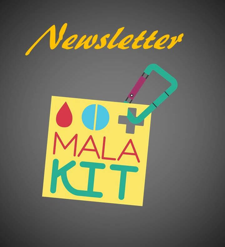 Latest newsletter from Malakit!