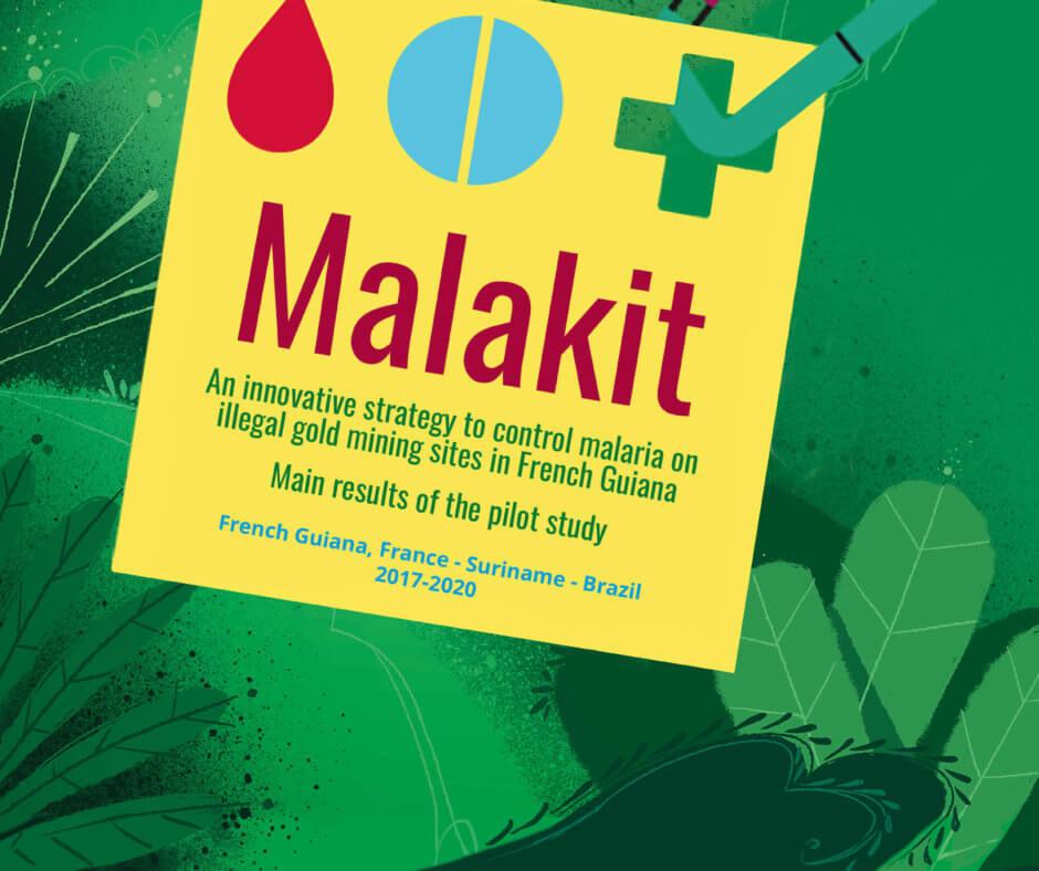 O relatório final do Malakit está disponível!