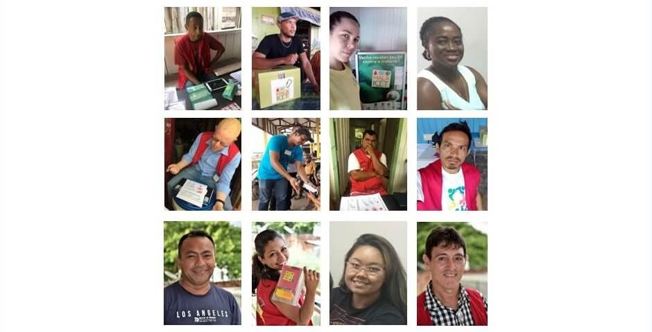 The facilitators: key people in the Malakit project